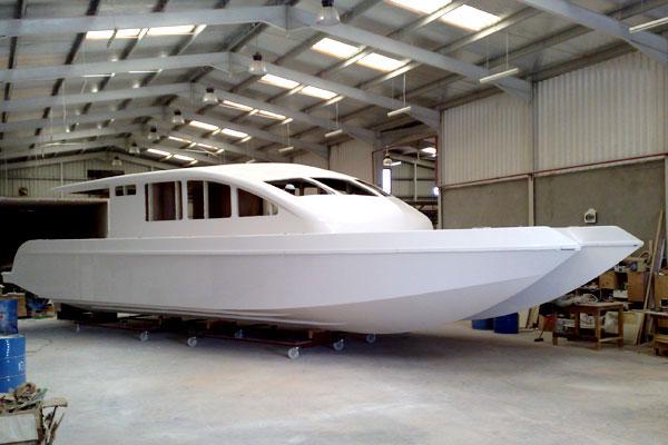 Phoenician Marine Boats - Sports Fishing Boats Catamaran 15M - Middle ...